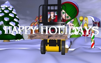 Download Happy Holidays Jingle wallpaper