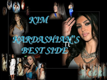 Download Kim Kardashian wide