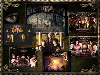 Download Lemony Snicket's - A Series Of Unfortunate Events wallpaper