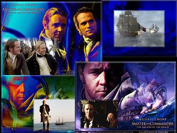 Download Master and Commander wallpapers
