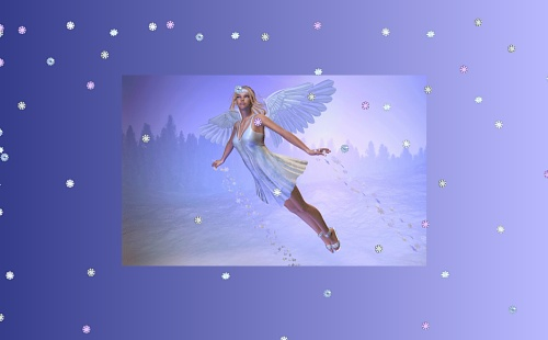 images of angel wallpaper and screensavers winter calto