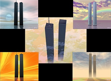 Download Twin Towers Forever wallpapers